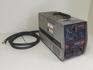 Lincoln Invertec V275s Welder red d arc Es275i