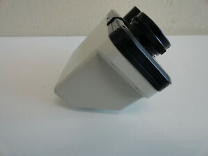 Lot Of 4 Nikon Microscope Head