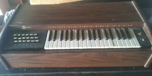 Estey Organ With Power Cord Attached Untested Cond Shipped Usps
