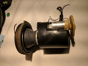 Saab 900 Classic Rare 85 86 87 88 Turbo Spg Fuel Pump Assembly Rubber Boot Type