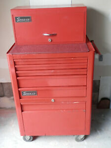 Snap On Tool Box Vintage 70 s