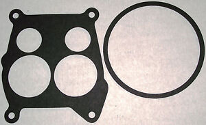 Holley Spreadbore Carby Rochester Quadrajet Carburettor Thin Base Filter Gasket