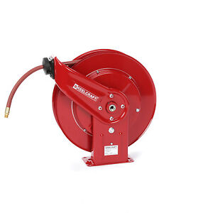 Reelcraft 7850 Olp 1 2 X 50 Ft Hose Reel Industrial Air Water 300 Psi Usa