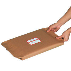 Packaging Supplies Singleface Corrugated Kraft Cohesive Singleface Roll 1 Roll