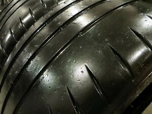 Almost New 2 Two Michelin Pilot Sport Cup 2 235 35 Zr19 91y 235 35 19 1757