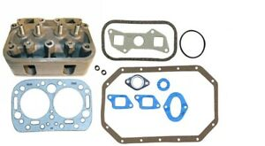 New Cylinder Head Gasket Set John Deere M Mt 320 330 40 2 Cyl Gas Tractor