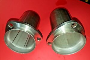 3 Header To 3 304 Stainless Ball Socket 3 Bolt Header Collector Reducers Usa