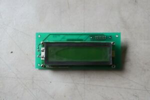 Lcd Display Green Board For Varian Quadrupole 1200