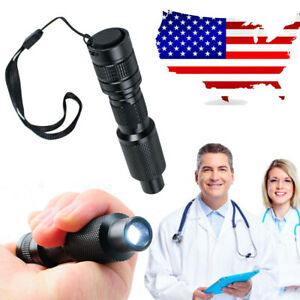 Handheld Led Cold Light Source Endoscope 9w Connetctor Fit For Stryker Endoscopy