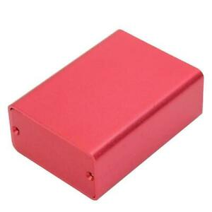 Circuit Board Instrument Aluminum Cooling Box Electronic Project Enclosure Case