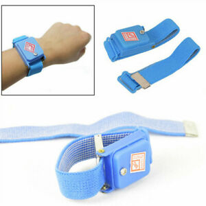Anti Static Cordless Bracelet Electrostatic Esd Discharge Cable Band Wrist Strap