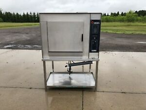 Groen Commercial Gas Steamer Convection Oven Cc20 g Single Phase