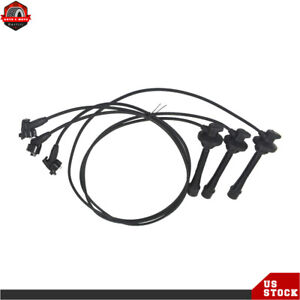 Spark Plug Ignition Wire Set Fit For Toyota 4runner T100 Tacoma Tundra 3 4l
