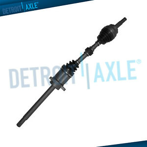 2002 2003 2004 2005 2006 Nissan Altima 2 5l W A t Abs Front Right Cv Axle Shaft
