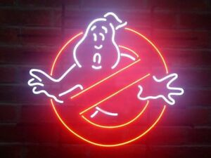 New Ghost Busters Beer Bar Pub Man Cave Neon Light Sign 17 x14