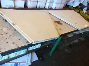 Case 4690 Farm Tractor Grill Panels