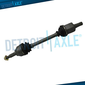 2005 2006 2007 Ford Five Hundred Mercury Montego Front Driver Lh Cv Axle Shaft