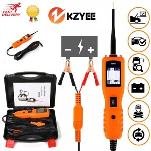 12v 24v Powerscan Car Circuit Tester Electrical Power Probe Avometer Tester Tool