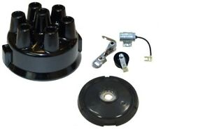 Delco Distributor Cap Ignition Tune Up Kit Oliver 70 77 88 Tractor
