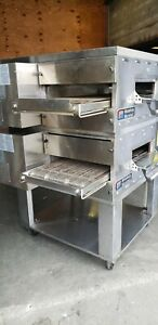 Middleby Marshall Ps536gs Gas 20 Conveyor Pizza Ovens Grade Condition 1816 17