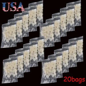 20packs Oral Dental Temporary Crown Patch Front Anteriors Resin Teeth Veneers Us