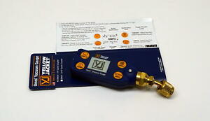 Yellow Jacket 69020 Omni Micron Vacuum Gauge Hvac r Tool