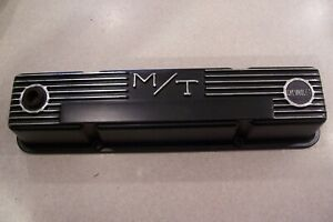 1957 1986 Vintage M T Small Block Chevy Valve Cover 283 327 350 400 140r 50b