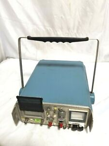 Tektronix 1503 Tdr Cable Tester Not Working