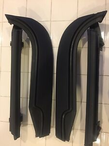 Jeep Wrangler Tj Oem Soft Top Door Surrounds 1997 2006 Full Or Half Doors 1327