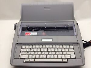 Brother Sx4000 Daisy Wheel Electronic Dictionary Typewriter