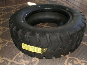 28x9 15 Nhs Industrial Deep Lug Tire New With Liner