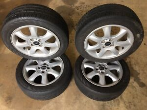 2009 Mini Cooper Wheels And Tires For Sale