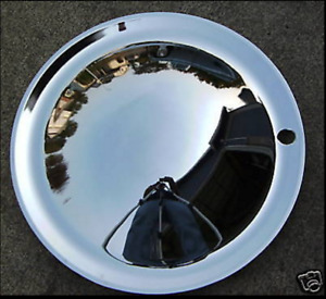 15 chrome 2 Baby Moon Hub Caps Cool Custom rat Rod