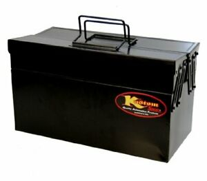 Custom Shop Metal Folding Storage Box For Auto Body Tool Storage