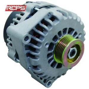 New Alternator For Chevy Avalanche Silverado Ssr Suburban Trailblazer Escalade