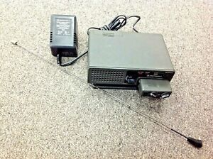 Motorola Amplified Charger W Minitor 2 Pager H03umc1222ac 1 Fx