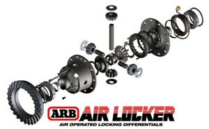 Arb Air Locker Jeep Dana 30 27 Spline 3 73 Up Carrier Tj Wrangler Rd100
