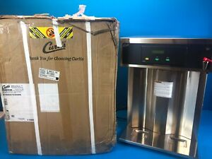 Wilbur Curtis G3 2 2l 2 5l Twin Standard Commercial Airpot Coffee Brewer