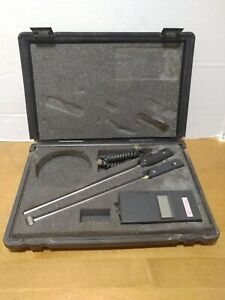 Mac Tools Et7000 Digital Thermometer Pyrometer 2 Probes And Case