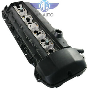 Engine Valve Cover With Gasket Fit 1998 02 Bmw E39 E46 E60 E85 325i 530i M54 M