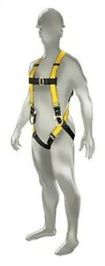 Harness vest style quick Fit By Safety Works