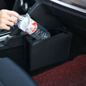 Black Car Oxford Trash Can Storage Box Trunk Bag Fixture Multi functional Shan