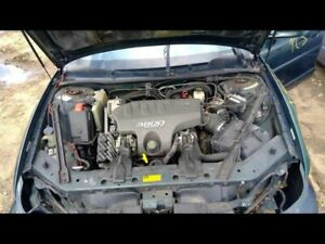 Driver Front Seat Bucket Opt Ar9 Cloth Electric Fits 00 03 Grand Prix 2829383