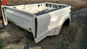 2017 2018 2019 Ford F350 F450 Dual Wheel Truck Bed