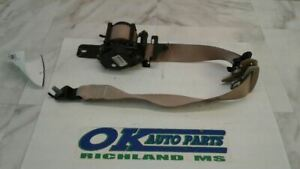 13 Chrysler 300 Tan Passenger Right Front Seat Belt Retractor
