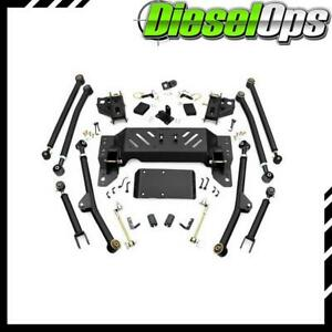 Rough Country 4 Long Arm Lift Kit Upgrade For Jeep Grand Cherokee 93 98 4wd
