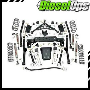 Rough Country 4 Long Arm Suspension Lift Kit For Jeep Grand Cherokee 99 04 4wd