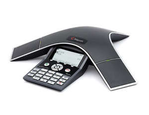 Polycom Soundstation2 Conference Speaker Phone 2201 16200 001 With Wall Module