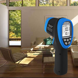 Holdpeak Infrared Thermometer Non contact Laser Ir Ds 30 1 Hp 1500 Fahrenheit