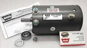 Warn 31682 Winch Hoist Motor 24v For Dc3000 M15000 Series 9 12 15 18